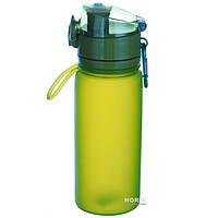 Бутылка для воды силиконовая 500 мл (500-XF)