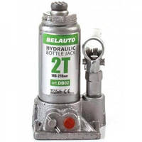 Домкрат гідравлічний БЕЛАВТО вантажопійомність - 2т, мин., висота підйома 148 - 278 мм. DB02