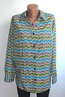 Стильная Рубашка-Блуза от Outfit Размер: 62-XXXL, 4XL