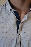 Приталенная рубашка BENDU, фото 3