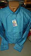 Приталенная рубашка BENDU (размеры S,M,L,XL,XXL,3XL,5XL,6XL,7XL+ под заказ)