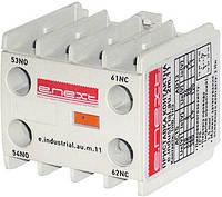 Дополнительный контакт для контактора E.NEXT e.industrial.au.m.11 - 1nc+1no
