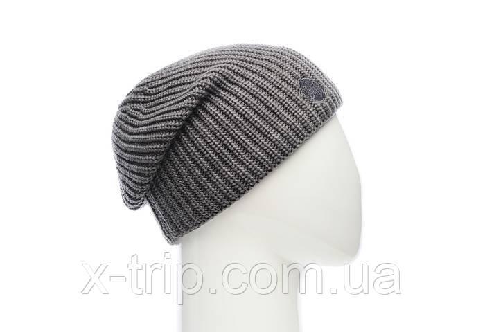 Шапка Buff Knitted & Polar Hat Drip Graphite