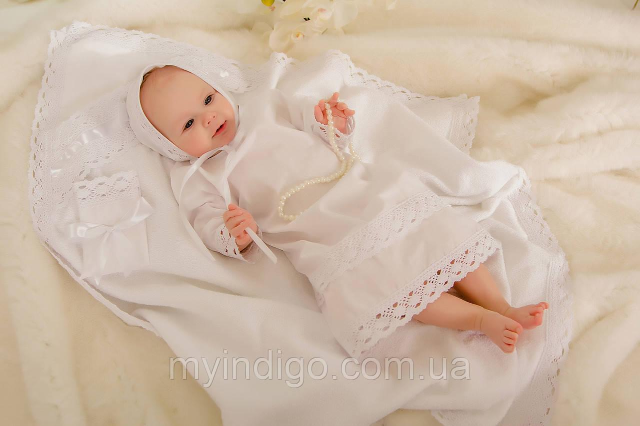 7b8202158dd4 Комплект для крещения Луна - интернет-магазин «My Indigo» в Харькове