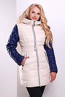 Красивая зимняя куртка, фото 1