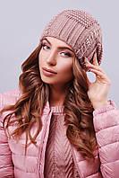 Красивая шапка для девушек