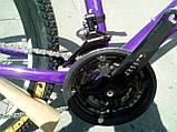 """Женский велосипед Benetti Fiore 26"""", фото 9"""