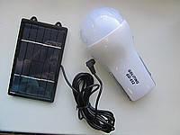 Cветодиодная лампа на солнечной батарее 652 Solar
