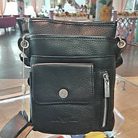 49c847e8103a Мужская кожаная сумка armani в Украине. Сравнить цены, купить ...