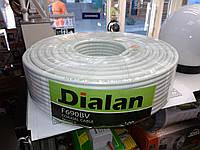 Провод Dialan F 690 BV white TV