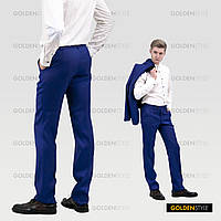 """Классические мужские брюки со стрелками """"Master Slim"""" (р.44-58)"""