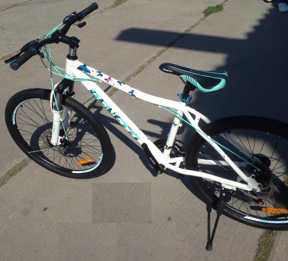 """Женский велосипед Benetti Fiore 26"""""""