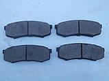 Колодки тормозные задние Toyota Land Cruiser Prado 120 150 Lexus GX 460 470, фото 2