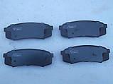 Колодки тормозные задние Toyota Land Cruiser Prado 120 150 Lexus GX 460 470, фото 3