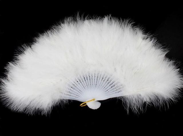 Аксессуары для Бала, веера из перьев, боа перчатки