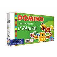 "Домино ""Игрушки"", 677"