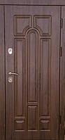 Бронированные двери Арка Дуб бронзовый