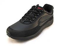 Кроссовки мужские Nike  черные (р.41)