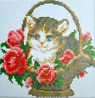 Набор алмазная мозаика Бриллиантовые ручки (на подрамнике) Кращий подарунок (на подрамнике) (GU_198739) 20 х 20 см
