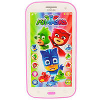Телефон детский обучающий «Герои в масках»