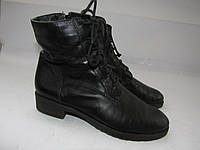 Отличные стильные ботинки _Кожа _Германия _38р-ст.25.5 см Н61