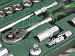 Набор инструментов Sigma GRAD 6004105 (39 предметов) , фото 2
