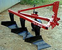 Плуг для трактора навесной 3-х корпусный регулируемый ПН 3-20 Р