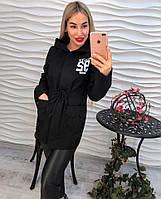 Куртка черная модная