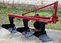 Плуг тракторный навесной 3-х корпусный регулируемый ПН 3-25 Р