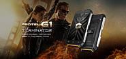 Geotel G1 terminator распаковка