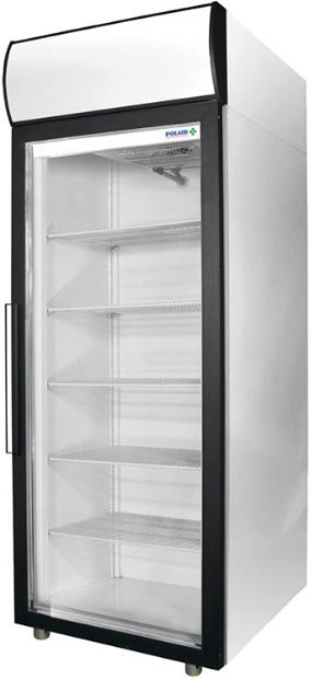 Холодильник фармацевтический Polair ШХФ-0,5ДС