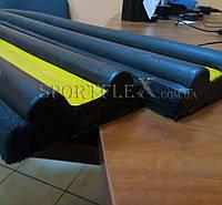 Полиуретановые накладки на стену, бамперы, демпферы, фото 1