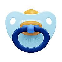Пустышка ортодонтическая NUK Soft, 2 р. (латекс)
