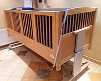 специализированная реабилитационная кровать для долгосрочного ухода Reha Bed for Long Therapy, фото 1