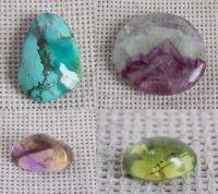 Камни, кристаллы, изделия из натурального камня