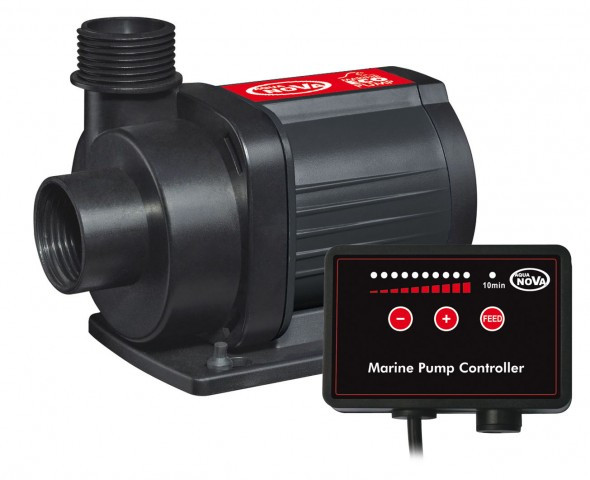 Насос для пруда AquaNova N-RMC-9000(24V) c регулятором