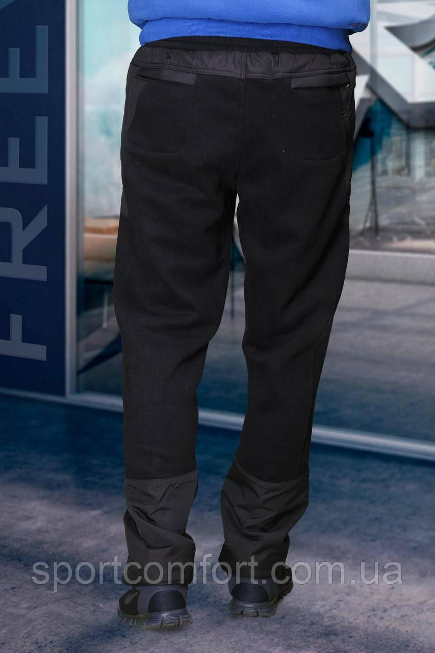 Мужские спортивные брюки черные