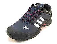 Кроссовки мужские  Adidas Climaproof  сине-белые (р.42,44)