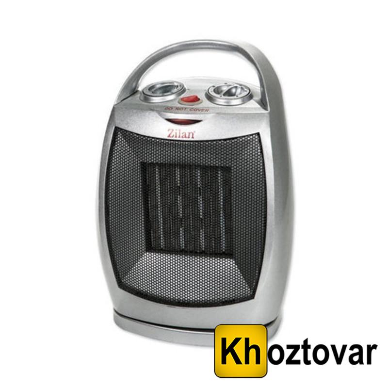 Електричний тепловентилятор (керамічний) Zilan ZLN6188