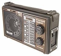 Радиоприёмник GOLON RX-306UR, FM, MP3, SD, USB