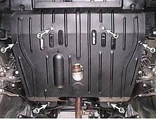 Защита двигателя Lexus ES-350 (с 2012--) Полигон-Авто