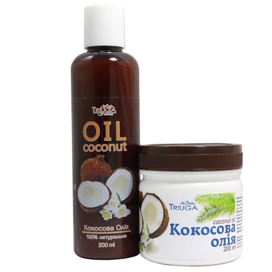 Кокосовое масло ТриЮга 100 мл