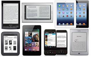 Мобильные телефоны, планшеты и Электронные книги