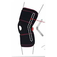 Бандаж на коленный сустав с полицентричными шарнирами (Арт. R6302)