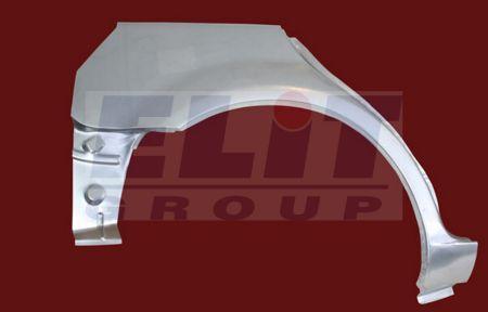 Ремонтная часть заднего крыла Mazda 6 02-08, седан/хетчбек, арка, правая (Klokkerholm)