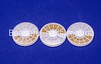 Жемчуг в карусели, золото и серебро, фото 1