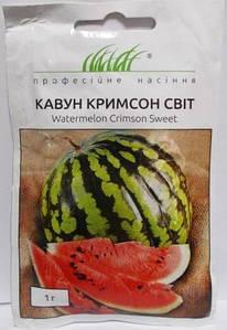 Кавун Кримсон Світ 1г (Проф насіння)