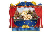 Тканевая кукла goki 15418g-6 Жираф для пальчикового театра