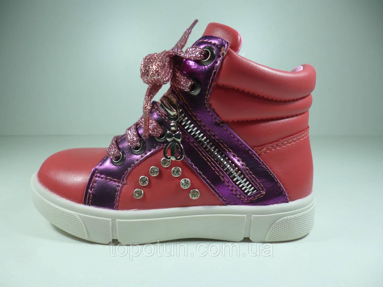 """Ботинки для девочки """"Y.TOP"""" Размер: 27,28,30"""