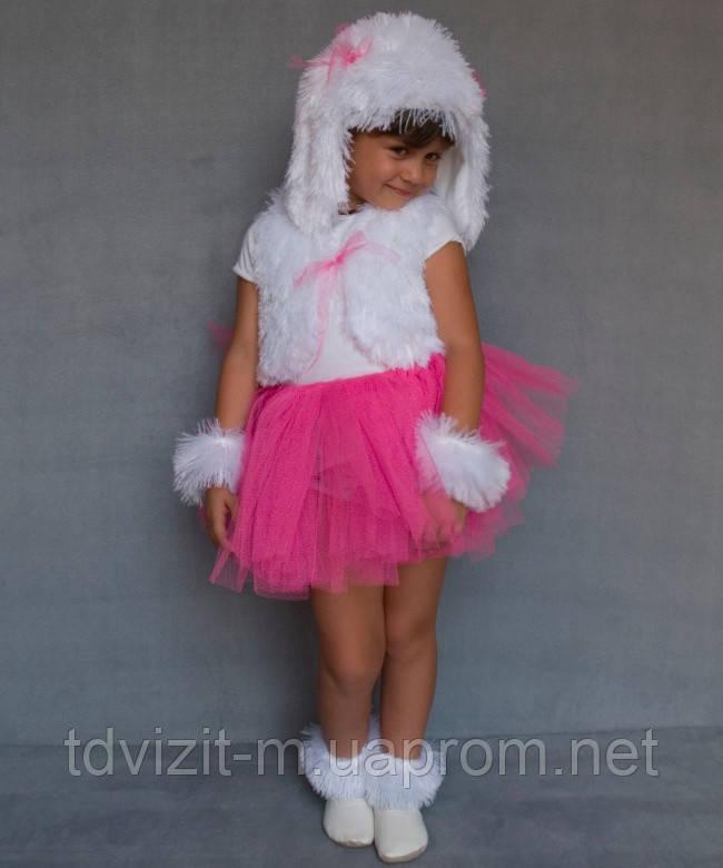 Карнавальный костюм Собачка (девочка) - Одежда оптом и в розницу от производителя. Интернет-магазин Визит М в Харькове